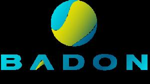 badon tennis academy logo