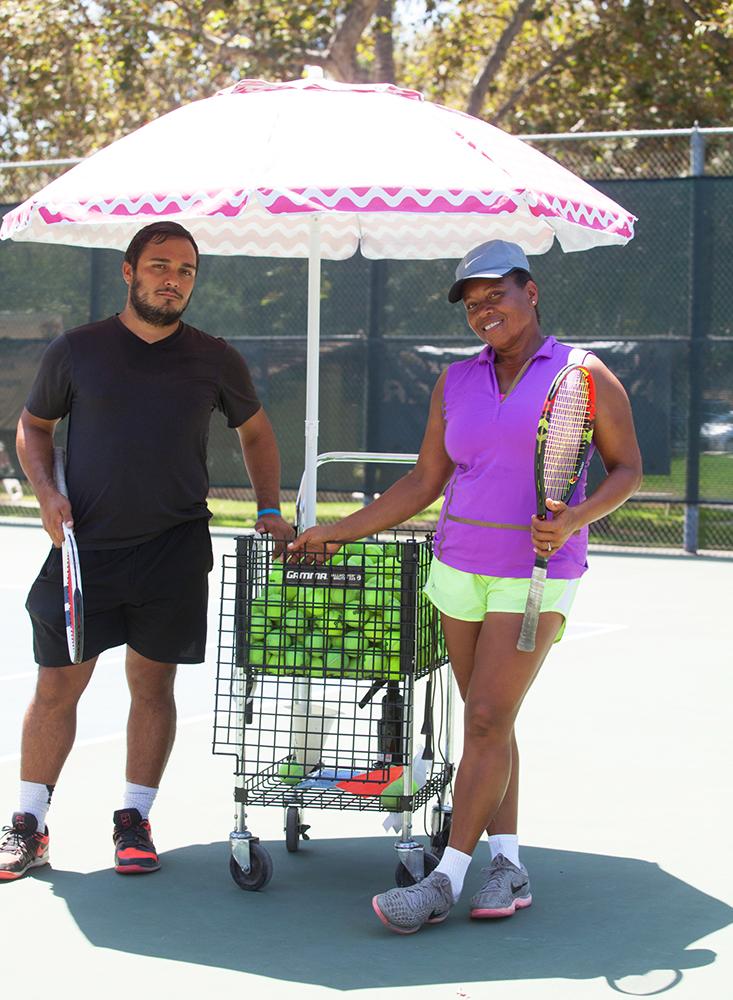 Gerald and Veronica BTA coaches portrait