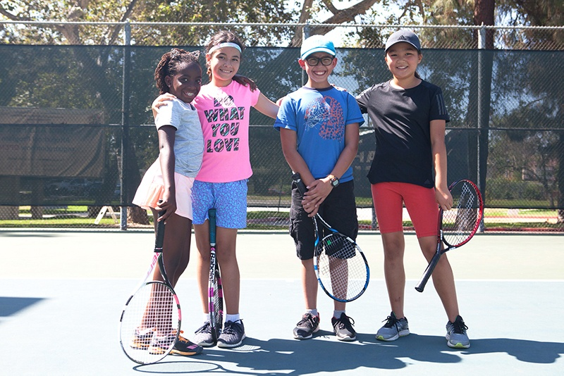 Sign up for Summer Tennis Camp 2020