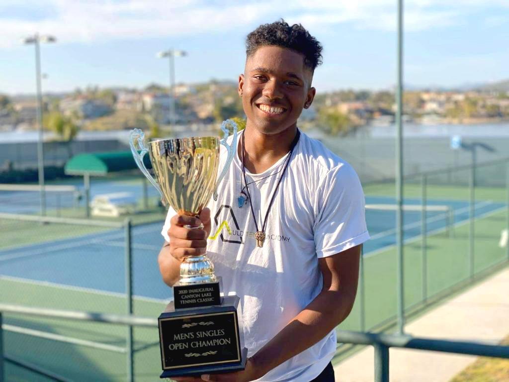 JB Badon Wins Canyon Lake Mens Title Feb 2020