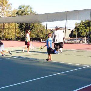 Tennis Turtles Group Class