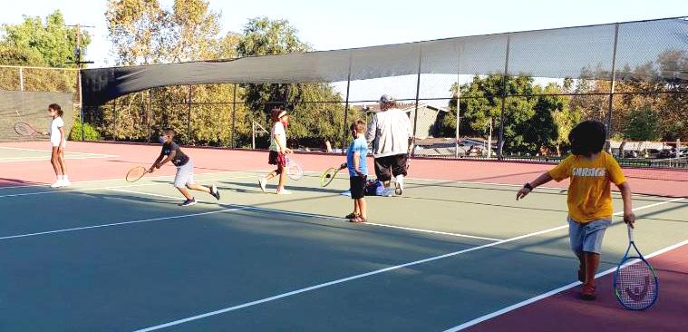 Tennis Turtles Group Class