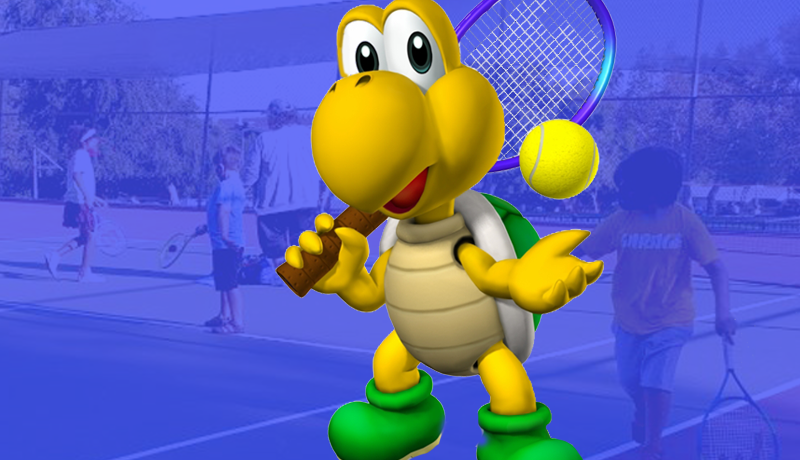 Free Tennis Turtles Preview Class!